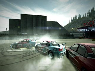 "������� � NFS WORLD -""Evil Empire Drift Team"""