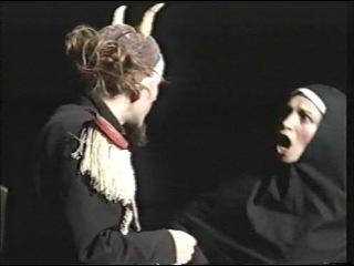 комедийный христианский спектакль